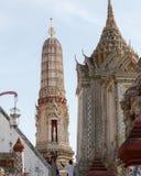 Wat Arun w Bangkok - świątynia świt Fotografia Stock