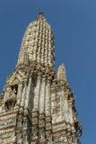 Wat Arun w Bangkok - świątynia świt Zdjęcie Stock