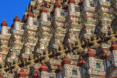 Wat Arun w Bangkok Zdjęcia Stock