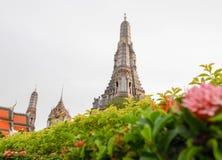 Wat Arun w Bangkok, Tajlandia Obraz Stock