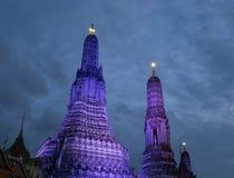 Wat Arun w Bangkok, Tajlandia Fotografia Royalty Free