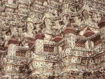 Wat Arun w Bangkok, Tajlandia Zdjęcia Stock