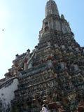 Wat Arunrachawararam Royaltyfri Foto