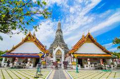 Wat arunrajchawararam Στοκ Φωτογραφία
