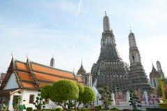 Wat Arunratchawararam Fotografia Stock