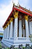 Wat aruntempel av Thailand Royaltyfri Fotografi