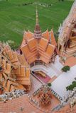 Wat asiático Imagem de Stock Royalty Free