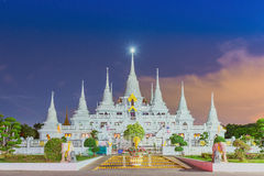 Wat asokaram Temple Stock Image