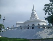 Wat Atsadang Nimit on Sichang Island , Chonburi , Thailand Royalty Free Stock Photography