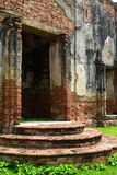 Wat, Ayutthaya, Thaïlande Photographie stock