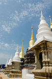 Wat Baan Den,Temple of Chiang Mai Thailand Royalty Free Stock Photo