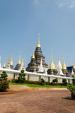 Wat Baan Den,Temple of Chiang Mai Thailand Royalty Free Stock Image
