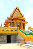 Wat Baan Ngao Temple, Ranong Royalty Free Stock Photography