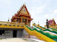 Wat Baan Ngao Temple Stock Images