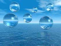 Wat_balls_V Stock Image