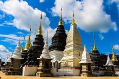 Wat Ban Den temple, Chiangmai Thailand Royalty Free Stock Image