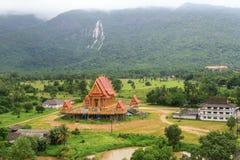 Wat Ban Ngao Stockbild