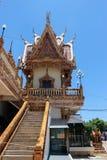 Wat Ban Rai 18 agosto 2015: Fotografia Stock