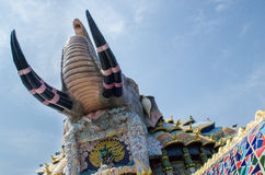 Wat ban rai Royalty Free Stock Images