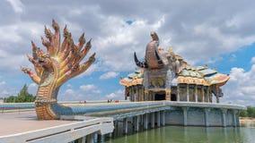 Wat Ban Rai, korat Tailândia Imagem de Stock Royalty Free