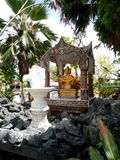 Wat Ban Suan lizenzfreies stockfoto