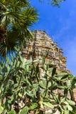 Wat Banan near Battambang, Cambodia. Remains of the Wat Banan Buddhist temple near Battambang, Cambodia royalty free stock photo