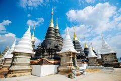 Wat-Banden 17 de dezembro de 2015: Fotografia de Stock Royalty Free