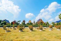 Wat-Banden 17 de diciembre de 2015: Imágenes de archivo libres de regalías