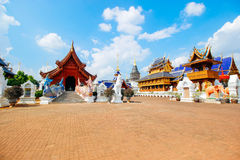 Wat-Banden 17 de diciembre de 2015: Foto de archivo libre de regalías