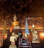 Wat Bang Khae Noi in Amphawa Royalty Free Stock Photography