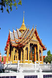 Wat bang-pai, thailand Royalty Free Stock Images