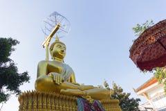 Wat Bang Rak Noi Temple Royalty-vrije Stock Afbeeldingen