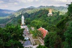 Wat Bang Riang Arkivbild