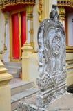 Wat Bangchak在Ko Kret, Pakkred, Nonthaburi,泰国。 免版税库存照片