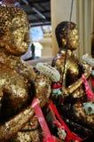 Wat Bangchak em Ko Kret, Pakkred, Nonthaburi, Tailândia. Foto de Stock Royalty Free