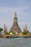 wat bangkok arun Стоковые Изображения