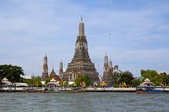 wat bangkok arun Стоковое Изображение