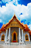 Wat Benchamabophit Royalty-vrije Stock Fotografie