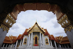 Wat Benchamabophit Royalty Free Stock Images