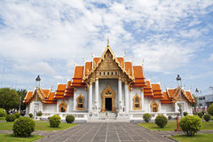Wat Benchamabophit Stock Photo