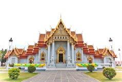 Wat Benchamabophit Immagine Stock Libera da Diritti