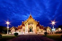 Wat Benchamabophit 免版税库存图片