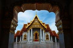 Wat Benchamabophit Stockbild