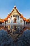 Wat Benchamabophit Imágenes de archivo libres de regalías