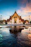Wat Benchamabophit Imagenes de archivo