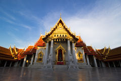 Wat Benchamabophit Photo stock