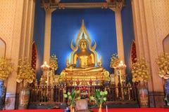 Wat Benchamabophit, Bangkok, Thailand. Stock Photography