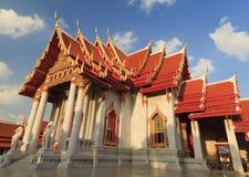 Wat Benchamabophit, Bangkok, Thailand Royalty Free Stock Images