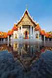 Wat Benchamabophit. In Bangkok, Thailand Royalty Free Stock Images