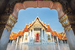 Wat Benchamabophit Royalty Free Stock Photography